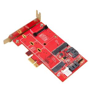Standard PCIe (ESXX series)