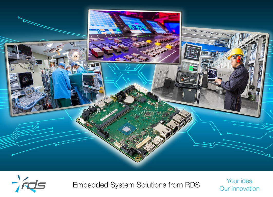 RDS enhances embedded systems solutions capability article image
