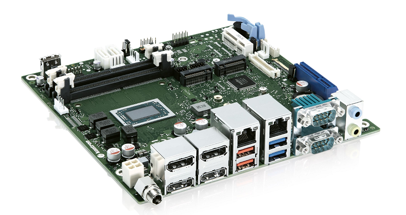 Kontron D3713-V/R mITX